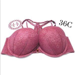 Victoria's Secret Bombshell Push Up Bra 36C